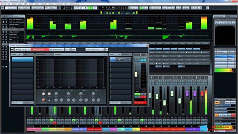Screenshot Cubase per Windows 8