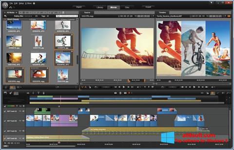 Screenshot Pinnacle Studio per Windows 8