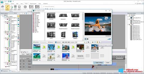 Screenshot Free Video Editor per Windows 8