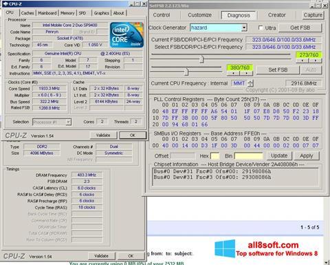 Screenshot SetFSB per Windows 8